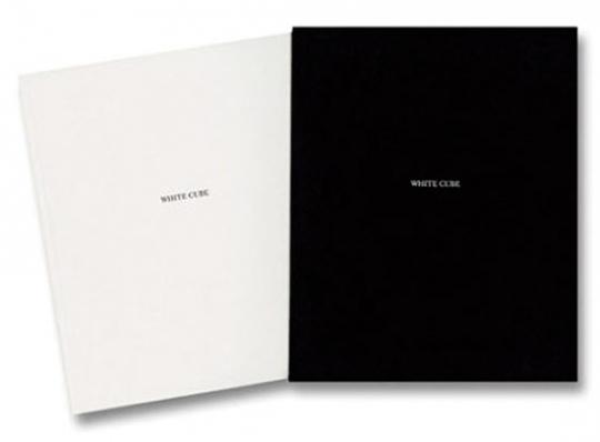 White Cube. Vol. 1 & 2. 44 Duke Street, St. James's London.