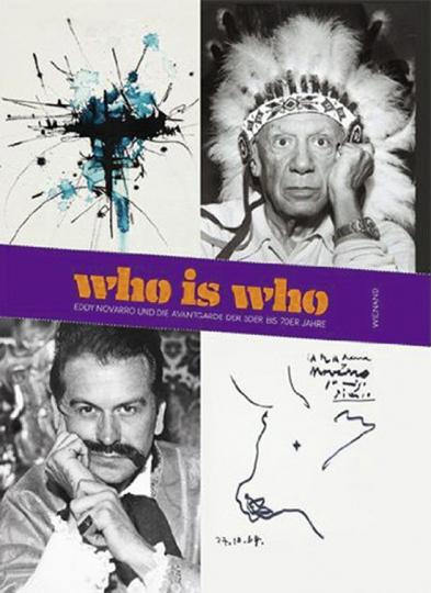 Who is who: Die Avantgarde der 50er bis 70er Jahre