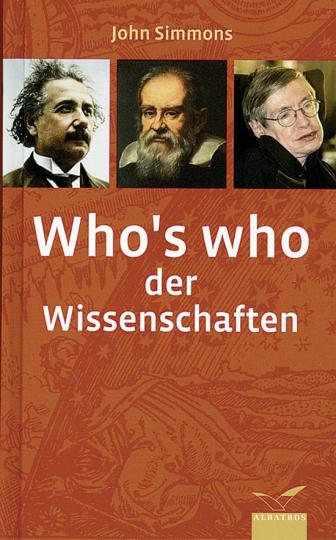 Who's who der Wissenschaften.