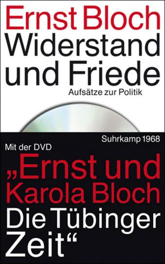 Widerstand und Friede. Buch und DVD.