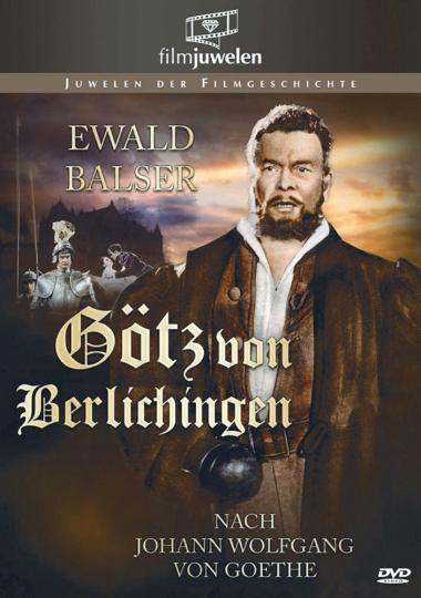 WIENER BURGTHEATER - Götz von Berlichingen DVD