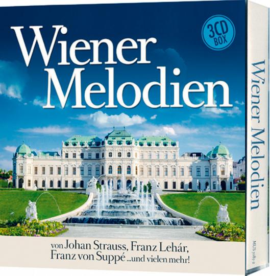 Wiener Melodien 3 CDs