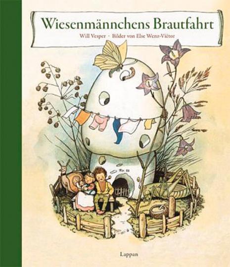 Wiesenmännchens Brautfahrt.