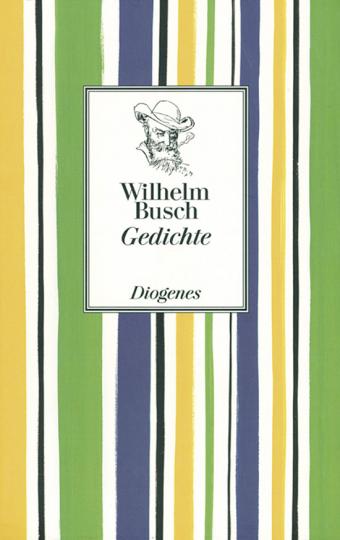 Wilhelm Busch. Gedichte. Bildergeschichten. 2 Bände.