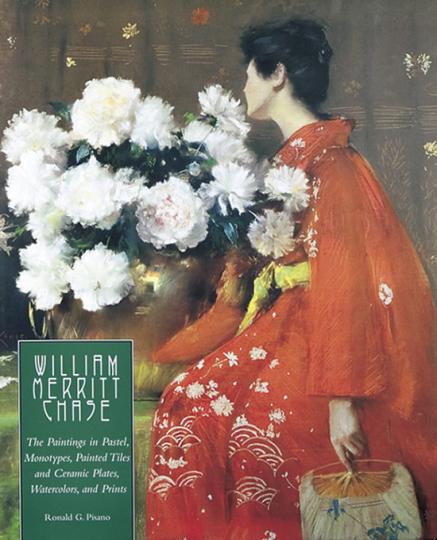 William Merritt Chase. Die Pastellgemälde, Monotypien, bemalten Kacheln und Keramikplatten, Aquarelle und Druckgrafiken.
