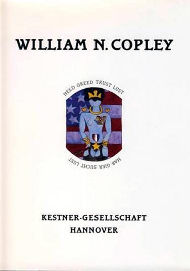 William N. Copley. Bilder/Paintings 1951-1994.