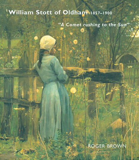 William Stott of Oldham. »A Comet rushing to the Sun«.