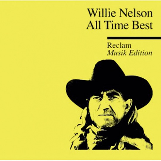 Willie Nelson. All Time Best. Legend. Reclam CD.