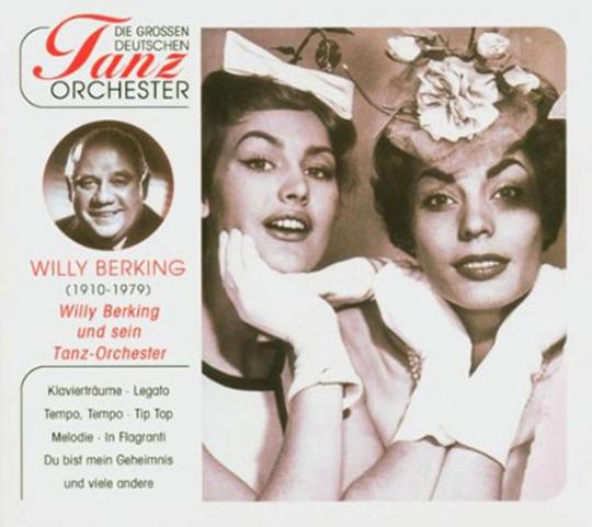 Willy Berking und sein Tanzorchester CD