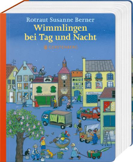 Wimmlingen bei Tag und Nacht. Sammelband mit 5 Bänden.