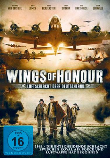 Wings of Honour DVD