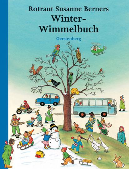 Winter-Wimmelbuch.