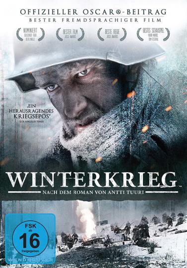 Winterkrieg. DVD