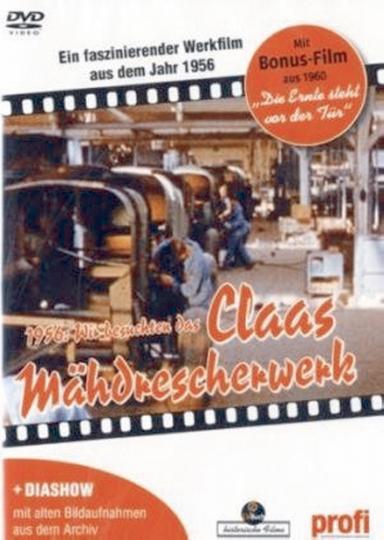 Wir besuchten das Claas-Mähdrescherwerk DVD