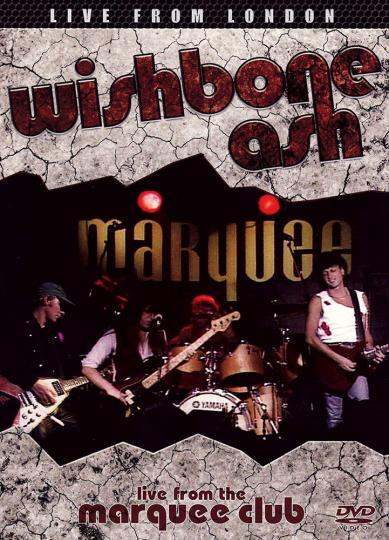 Wishbone Ash. Live from London. DVD.