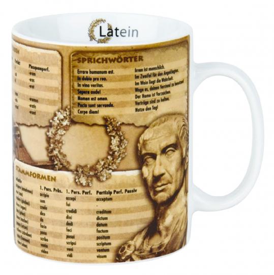 Wissensbecher »Latein«