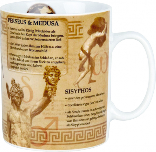 Wissensbecher »Mythologie«