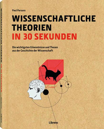 Wissenschaftliche Theorien in 30 Sekunden. Die wichtigsten Erkenntnisse und Thesen aus der Geschichte der Wissenschaft.