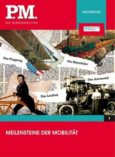 Wissensedition Meilensteine.... der Mobilität 2 DVD