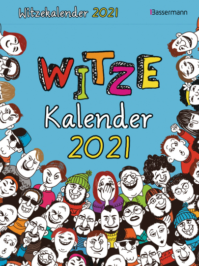 Witzekalender 2021.
