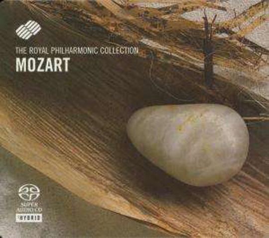 Wolfgang Amadeus Mozart. Klaviersonaten Nr. 5, 14, 17. SACD.