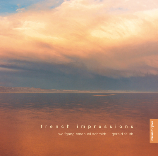 Wolfgang Emanuel Schmidt & Gerald Fauth. Französische Impressionen CD