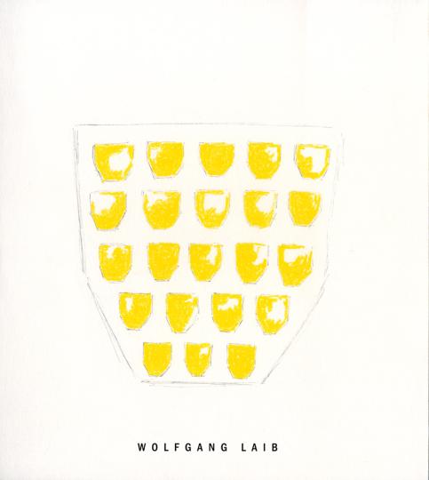 Wolfgang Laib. Die Essenz des Wirklichen. Zeichnungen und Fotografien.