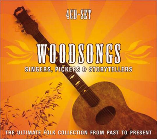 Woodsongs. Singers, pickers & storytellers
