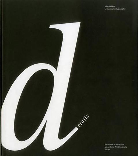 Wortbilder. Semantische Typografie.