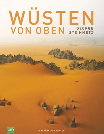 Wüsten von oben