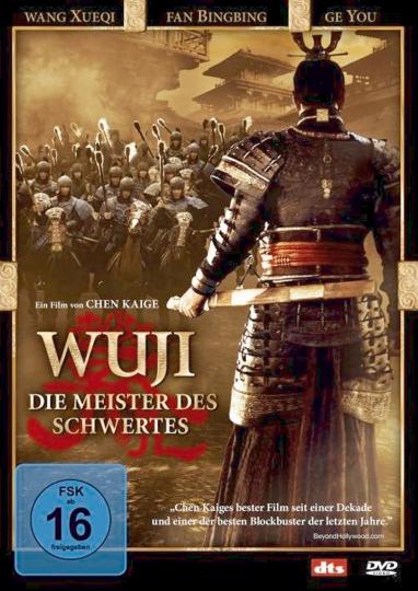 Wuji - Meister des Schwerts . DVD.