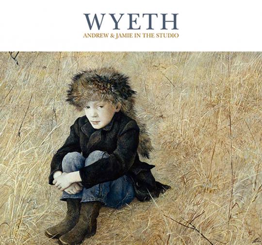 Wyeth. Andrew and Jamie in the Studio.