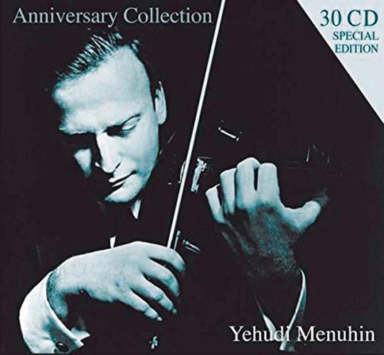 Yehudi Menuhin. Birthday Edition.