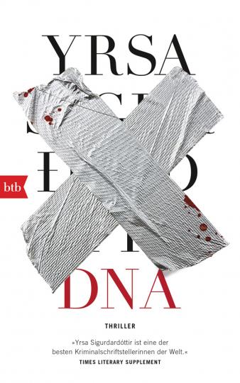 Yrsa Sigurdardóttir. DNA. Thriller.