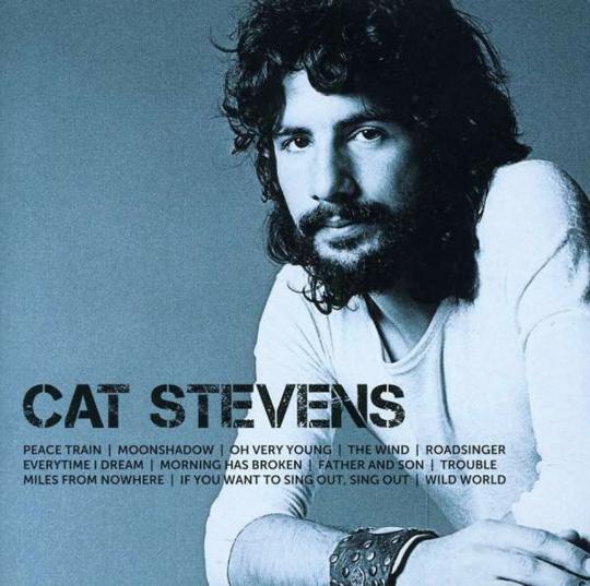 Yusuf (Yusuf Islam / Cat Stevens). Icon. CD.