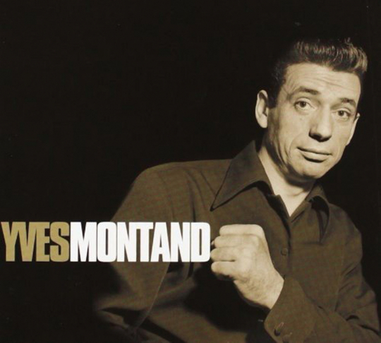 Yves Montand. Best of. CD.
