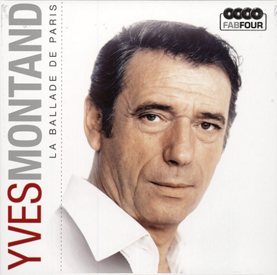 Yves Montand. La Ballade de Paris.