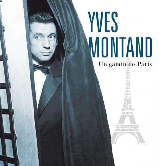 Yves Montand. Un Gamin de Paris. CD.