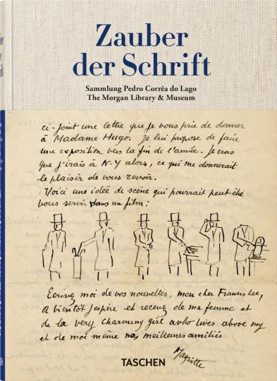 Zauber der Schrift. Sammlung Pedro Corrêa do Lago.