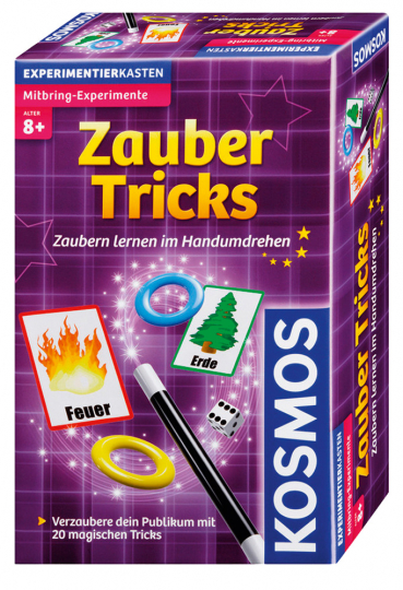 Zauber-Tricks.