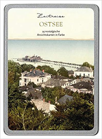 Zeitreise Ostsee. Postkarten-Set.