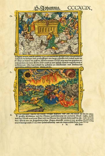 Zerbster Prunkbibel »Cranachbibel«