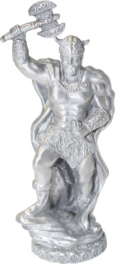Zinnfigur Wikinger - Gefertigt in deutscher Zinngießerei