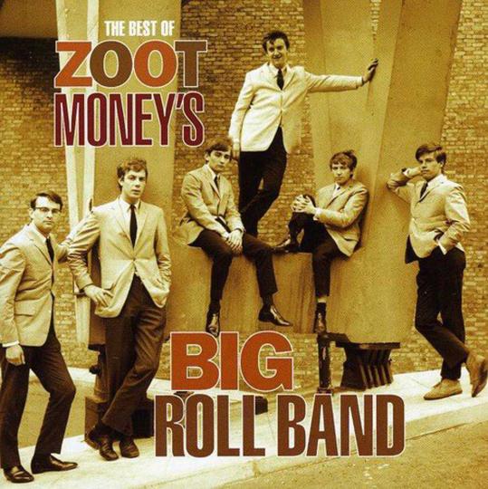 Zoot Money. The Best Of Zoot Money's Big Roll Band. CD.