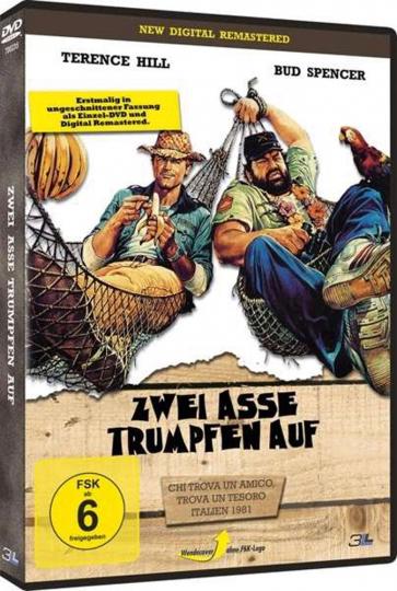 Zwei Asse trumpfen auf. DVD.