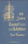 100 Jahre Dampfschifffahrt 1807-1907 - Reprint der Ausgabe von 1907 - Limitiert und handnummeriert! Bild 1