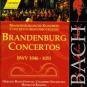 Johann Sebastian Bach: Brandenburgische Konzerte BWV 1046 - 1051. 2 CDs Bild 1