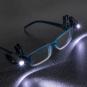 2 LED-Leselichter für die Brille, 360 Grad. Bild 1