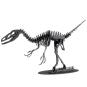 3D-Papiermodell »Dromaeosaurus«. Bild 1