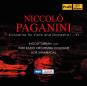 Niccolò Paganini: Sämtliche Violinkonzerte. 4 CDs Bild 1
